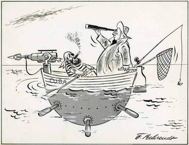 В опасном плавании (1962 год)