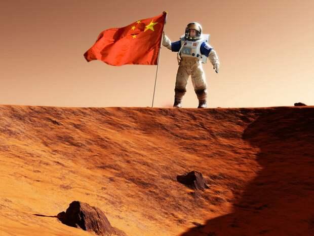 Китай высадился на Марсе – что будет дальше?