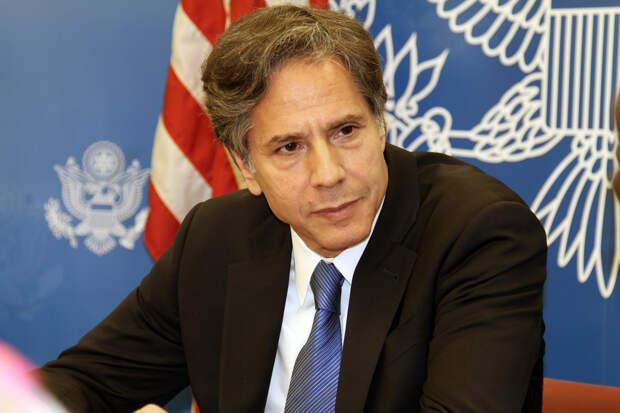 Блинкен сделал заявление о«Крымской платформе»