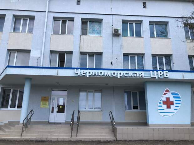 Михаил Храмов посетил больницу в Черноморском