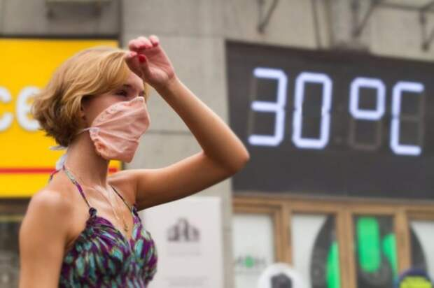 Аномальную жару пообещали синоптики ряду регионов на День Победы