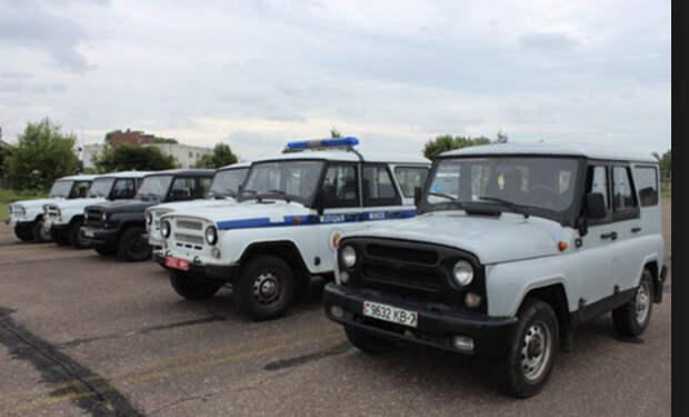 Почему милиция ездила на УАЗиках
