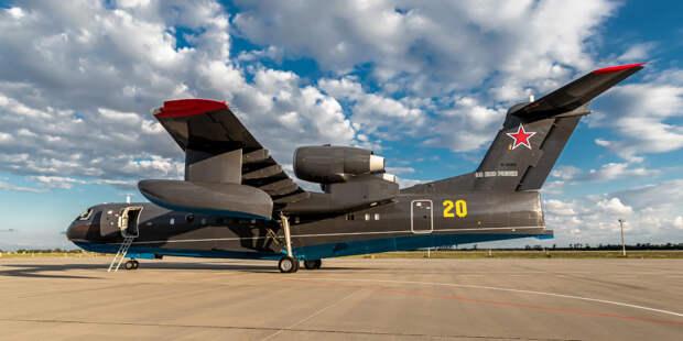 Сможет ли русский гидросамолет Бе-200 потопить «Вирджинию»