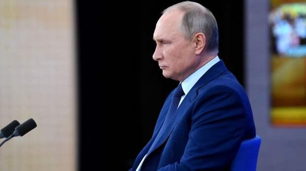 Путин прокомментировал надежность вакцины Moderna от COVID-19