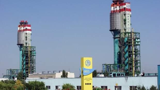 SOCAR хочет участвовать вприватизации одесского припортового завода