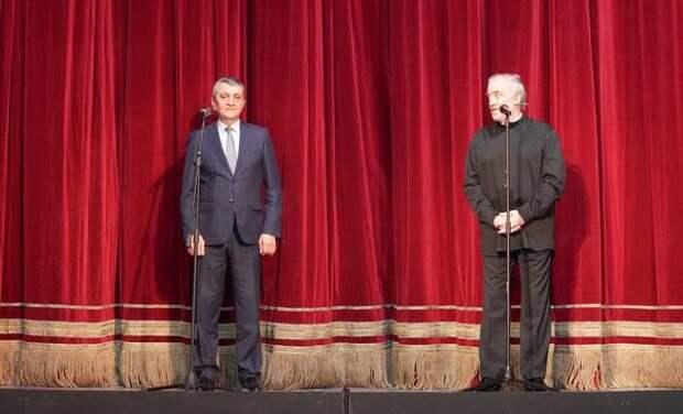 Во Владикавказе прошёл концерт оркестра Мариинского театра