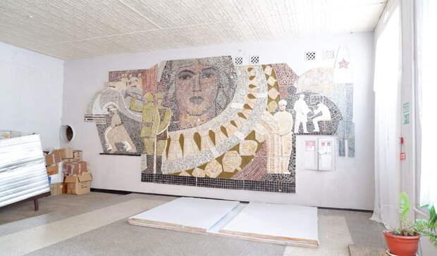 Идеологической войной назвал архитектор уничтожение мозаик наСтаврополье