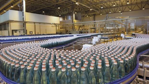 Минпромторг оценил риски нехватки минеральной воды на фоне новой маркировки