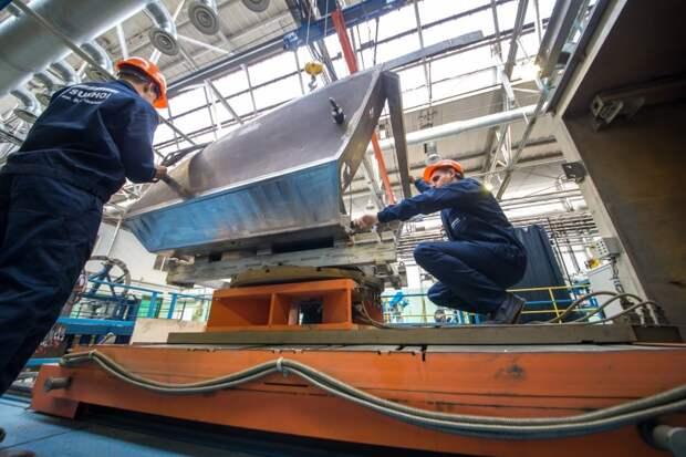 Титан и небо: кабину Су-34 сваривают по новой технологии