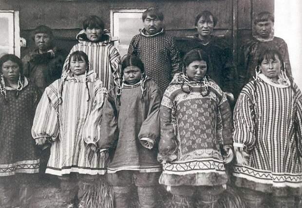 Чем чукотские женщины удивляли русских