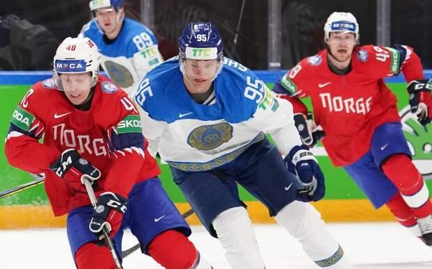 Казахстан уступил Норвегии и не смог гарантировать себе попадание в плей-офф