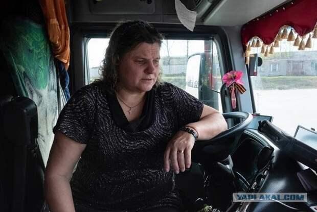 Российские дальнобойщицы о деньгах, привычках, дорожных конфликтах и свободе