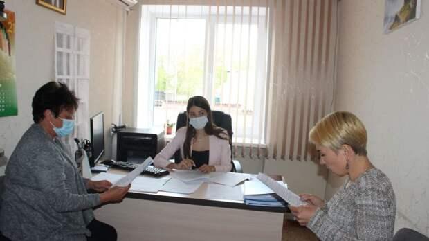 Ольга Россоловская провела заседание экспертной комиссии архивного отдела (муниципальный архив) администрации Сакского района Республики Крым