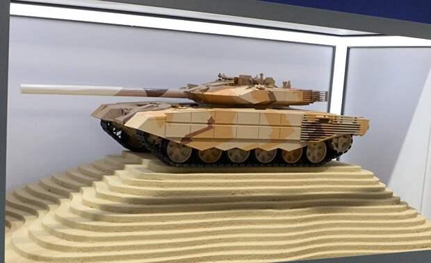 Россия предлагает миру практически невидимый танк