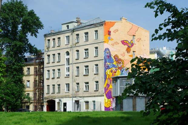 Московские птички 37