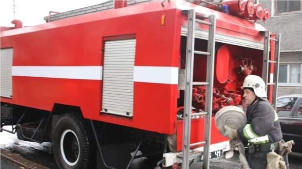 Очагом пожара в рязанской больнице мог стать аппарат ИВЛ