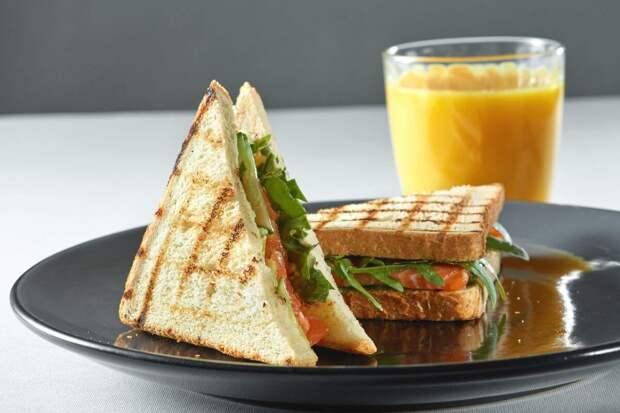Диета «Бутербродная»: едим и худеем