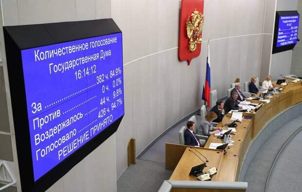 Разрешено претендовать на пост Президента России тем, кто раньше имел украинский паспорт