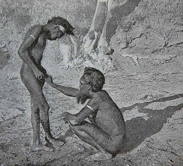 Сексуальные обычаи прошлого