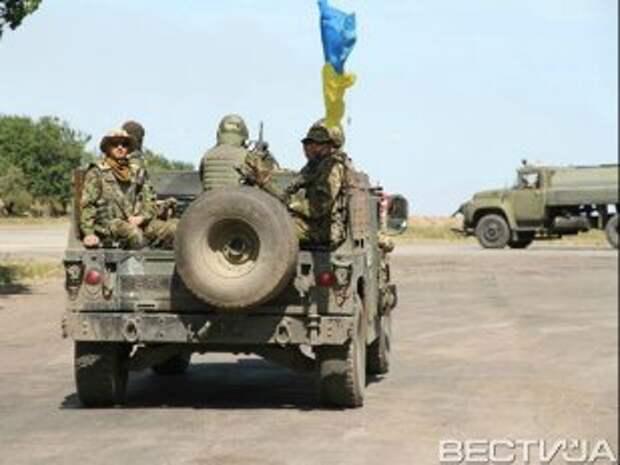 Российские войска вытеснили «Айдар» из Хрящеватого и Новосветловки
