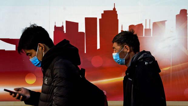 На северо-востоке Китая выявили вспышку COVID-19