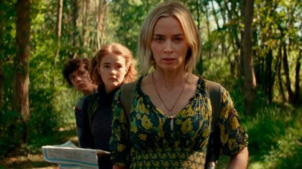 Эмили Блант выживает в постапокалиптическом мире в трейлере «Тихого места 2»