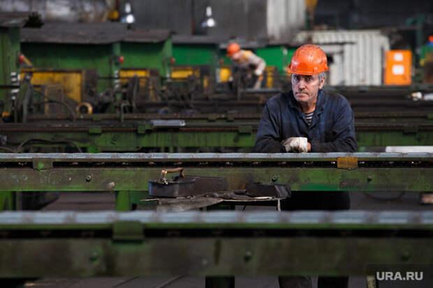 Нижнесалдинский металлургический завод. Нижняя Салда, завод, рабочий