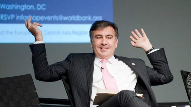 Саакашвили возмутило, что США перестали считать Грузию проблемой для России