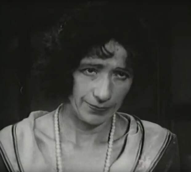 Самые яркие кинороли «великой старухи» советского театра Серафимы Бирман