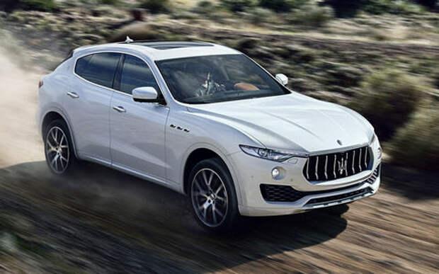 Водители Maserati могут сгореть на рабочем месте