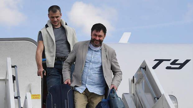 «Первый шаг к ослаблению напряжённости» — WSJ об обмене между Москвой и Киевом
