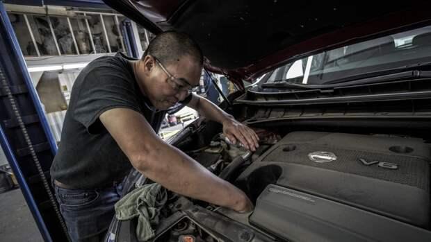 Эфир: Как облегчить водителям техосмотр автомобиля и как им сэкономить на ремонте