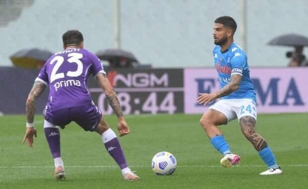 «Наполи» обыграл «Фиорентину». Кокорин провел матч в запасе «фиалок»