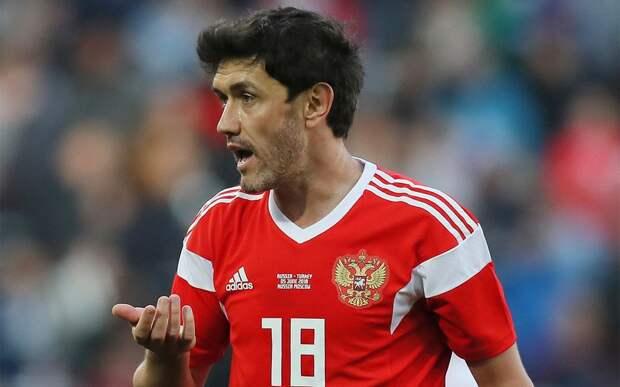 Что в сборной с травмами и почему Баринов играл в защите. Черчесов - за неделю до Евро