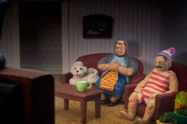 ВДании вышел мультфильм «Джон Диллерманд» омужчине согромным «достоинством»