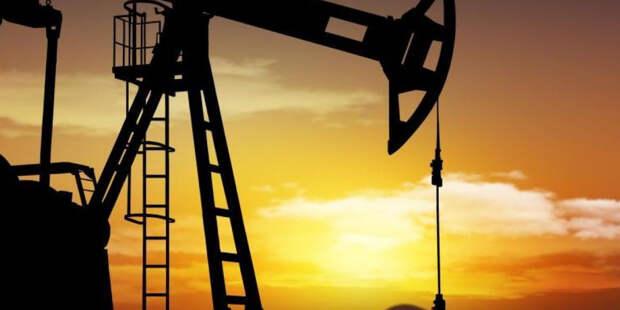 Цены на нефть Brent упали