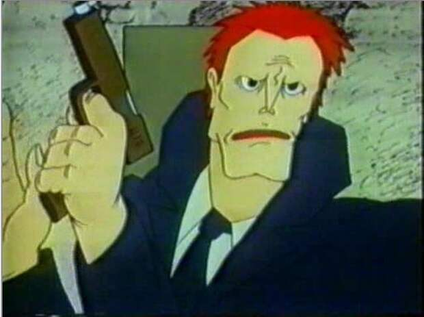 Мультфильмы лихих 90-х. Капитан Пронин
