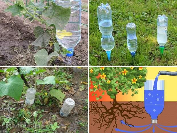 Ленивый огород или как освободить себя от дачной рутины с помощью внутрипочвенного полива