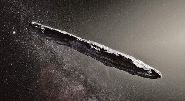 Эксперты назвали Оумуамуа «инопланетным кораблем»