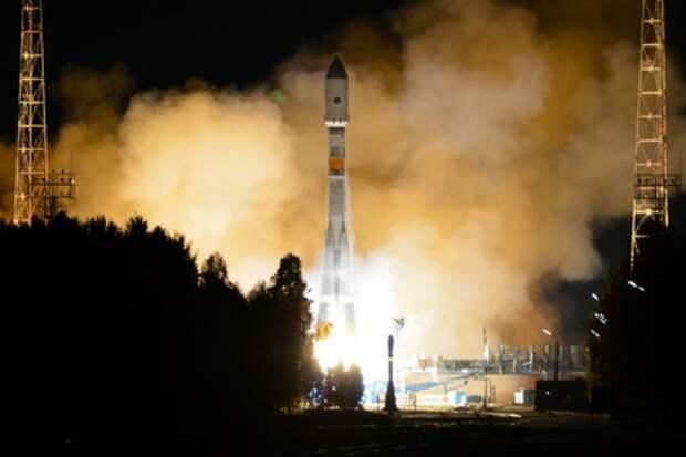 Ракета «Союз-2.1б» со спутником «Глонасс-М» стартовала с Плесецка