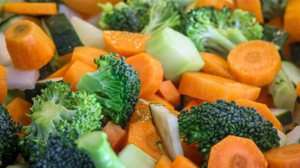 Вегетарианская диета может влиять на тяжесть течения COVID-19