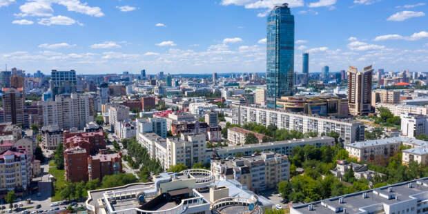 На Урале установилась аномальная майская жара