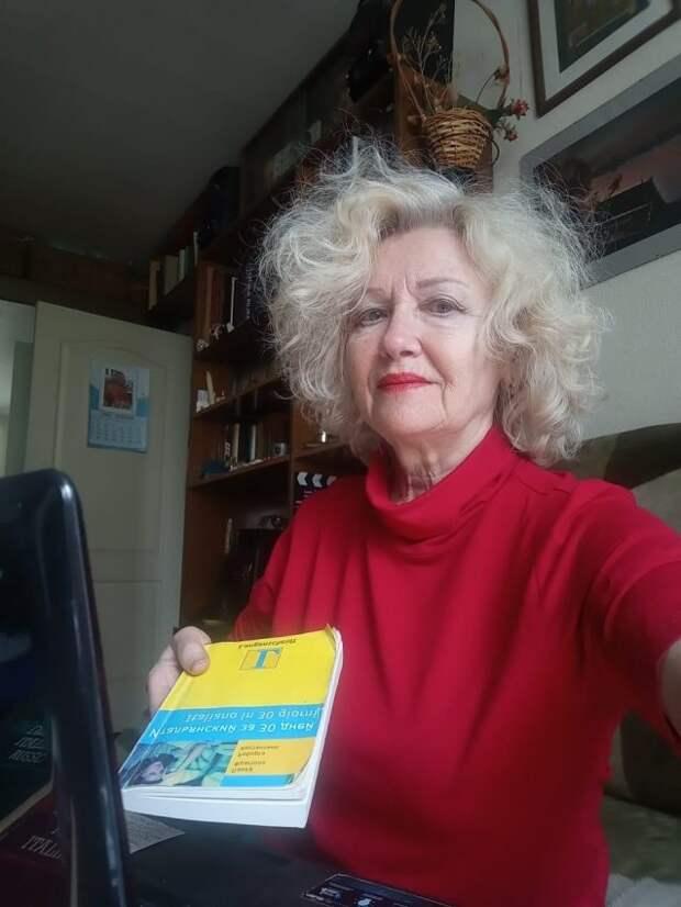 Жительница Аэропорта в самоизоляции вдохновила подруг и подтянула итальянский