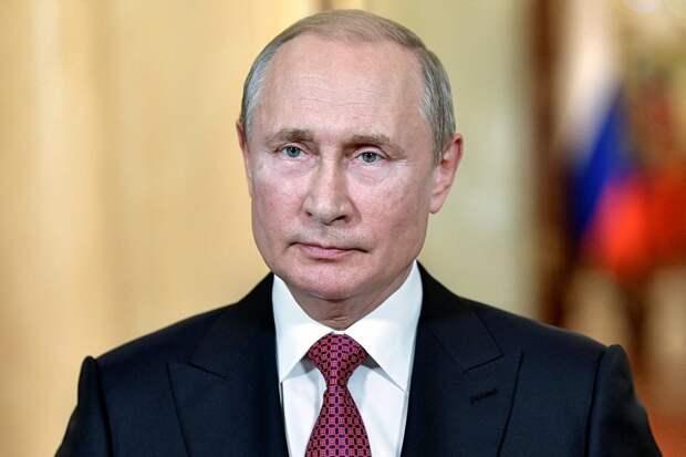 Путин назвал две темы Послания Федеральному собранию