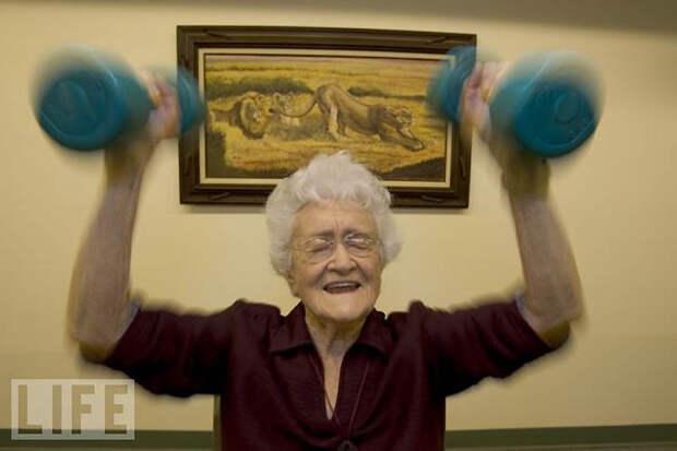 1240 Несколько подсказок о том, как стать долгожителем
