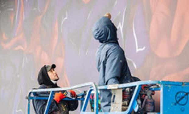 Саша Купалян и галерея VS unio «оживят» стены в самом сердце столицы