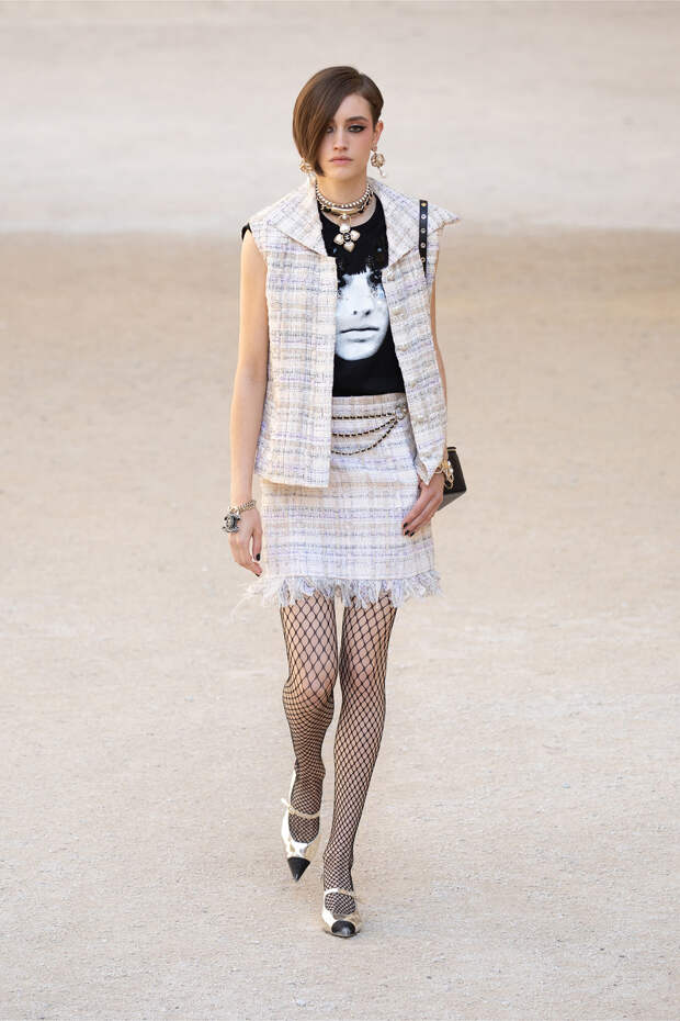 Chanel круиз 2021/22