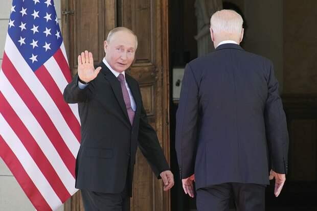 Байден не вспомнил про Грузию. Забудет и Крым?