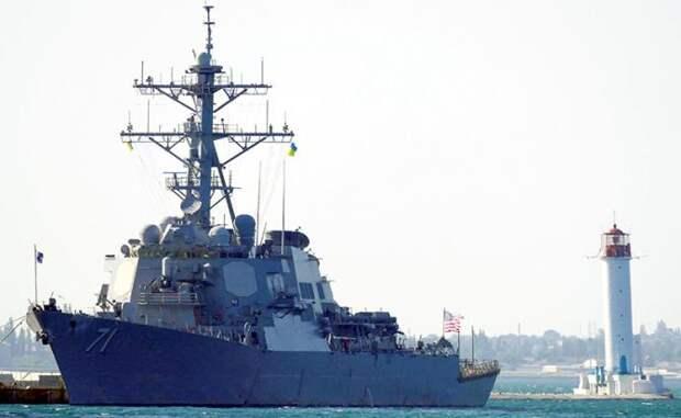 Sea Breeze-2021 у Крыма: 40 кораблей НАТО в Чёрном море уже похожи на братскую могилу. Боекомплект одного комплекса «Бал» 64 ракеты — это 6−7 уничтоженных эсминцев
