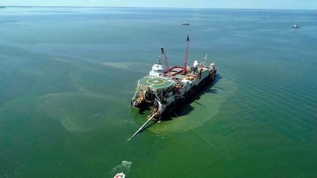 Регулятор ФРГ разрешил строительство «Северного потока-2» в водах Германии